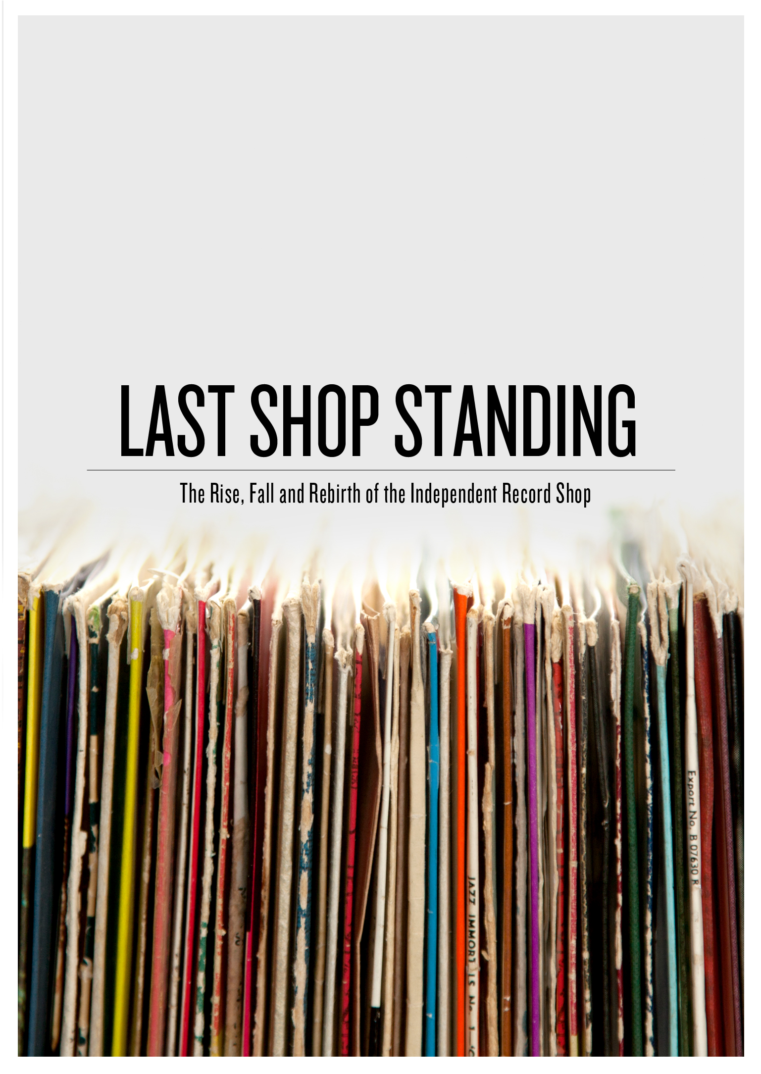 Star and Shadow: Last Shop Standing + Q&A With Writer Graham Jones