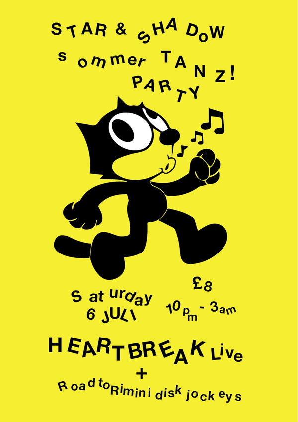 Picture for event S&S Summer Party! wth Heartbreak LIVE