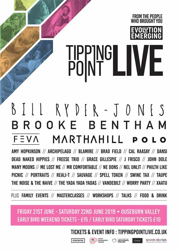 Picture for event Tipping Point Live - Music Event