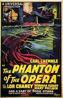 Picture for event The Phantom Of The Opera (1925)