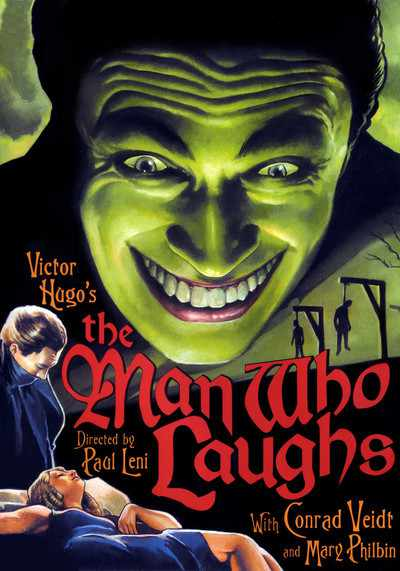 Picture for event The Man Who Laughs (1928)