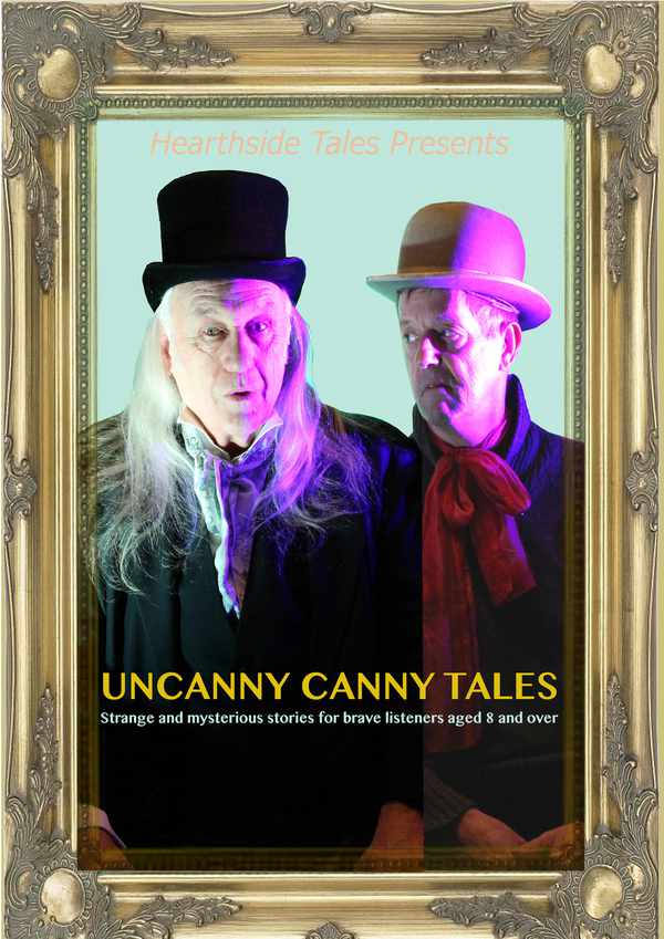 Picture for event Uncanny Canny Tales